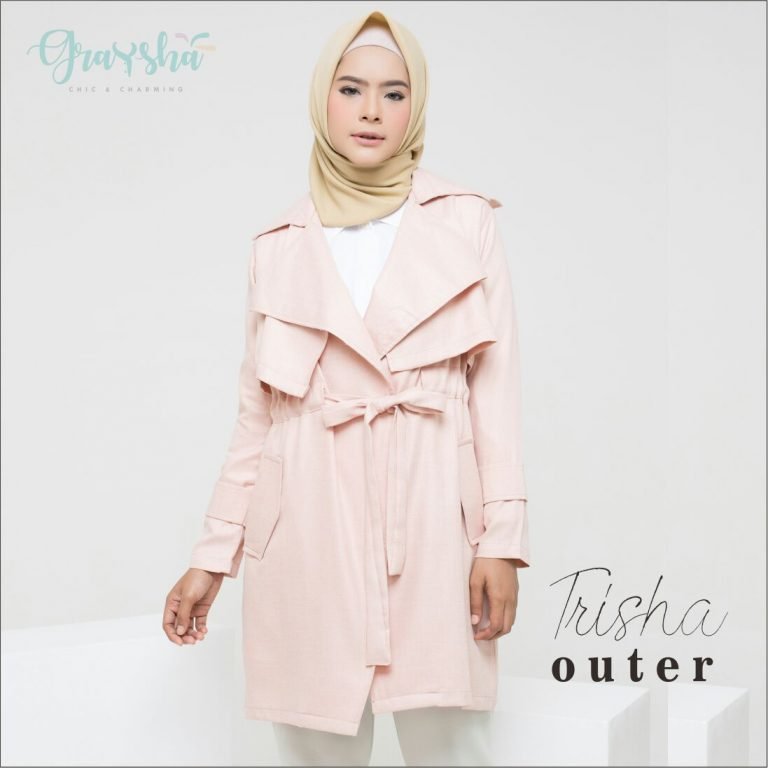 Jaket Wanita 2018 Trisha Outer