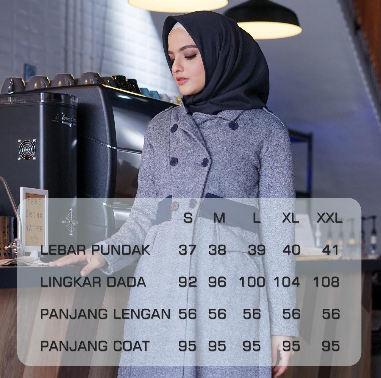 Amasya Coat