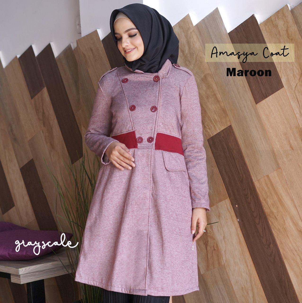 Jual Sweater Islami