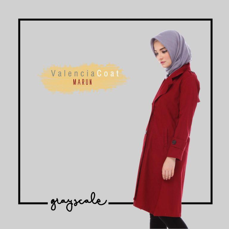 Grosir Baju Coat Muslim Panjang