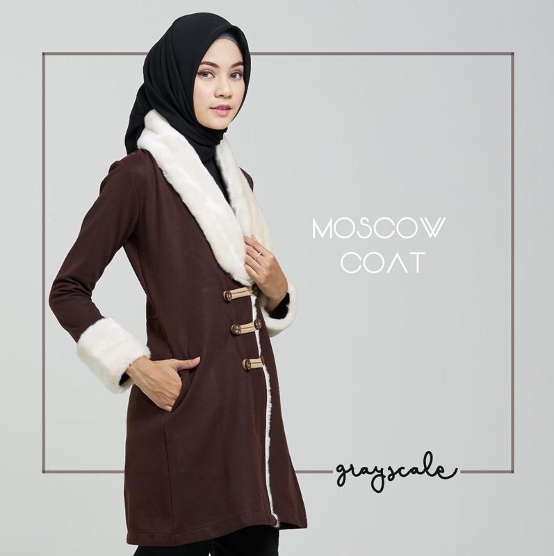 Jaket Musim Dingin Wanita Muslimah