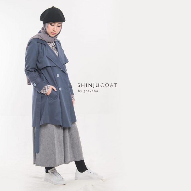 Jaket Untuk Cewek Berhijab
