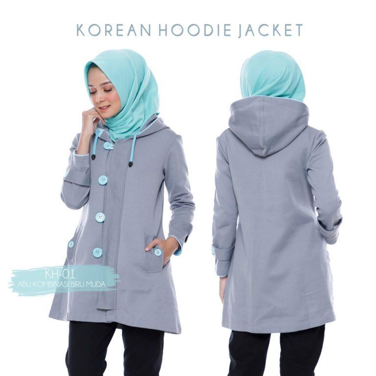 Jaket Muslimah KH 01 B