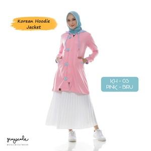 Jaket Muslimah KH 05
