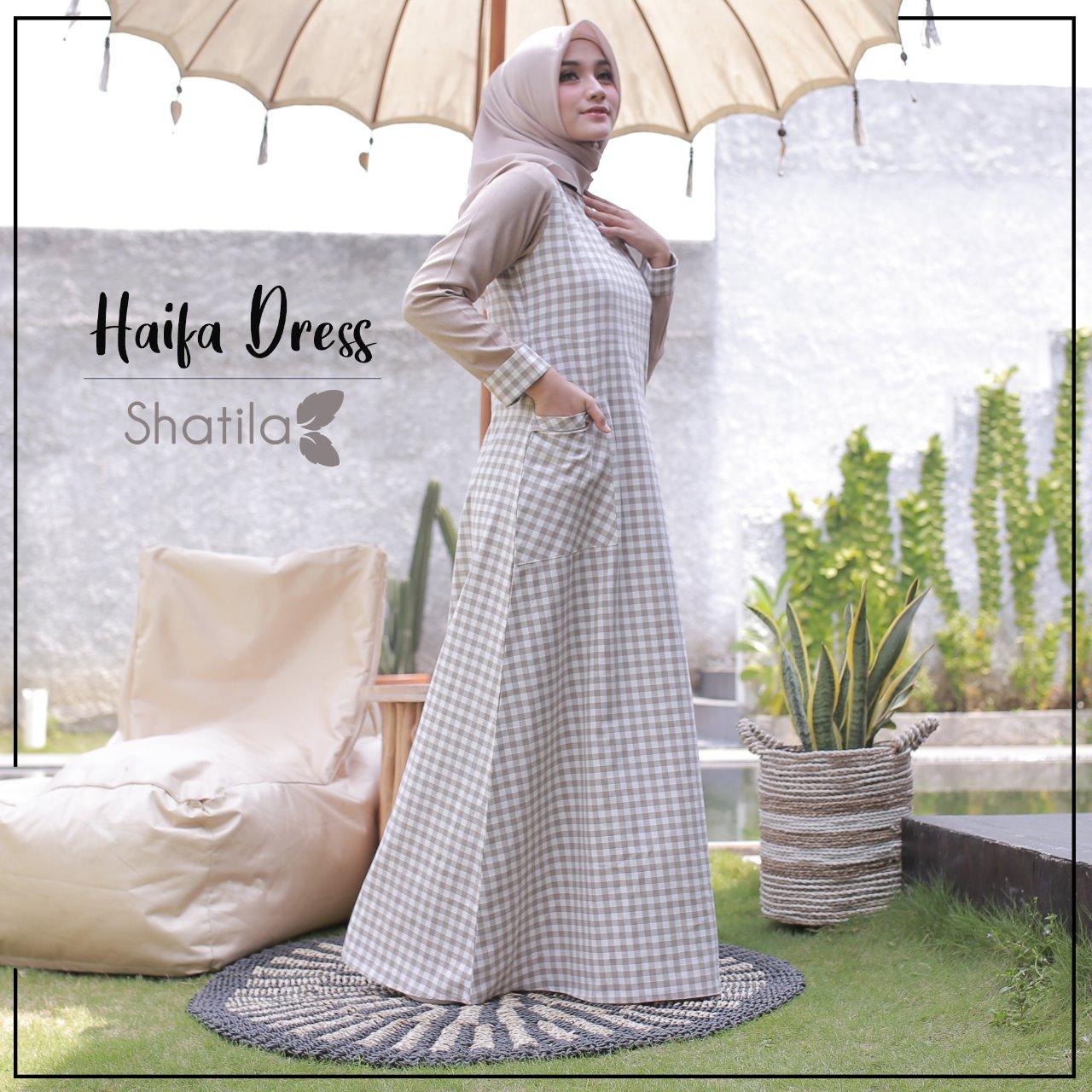 Haifa Dress