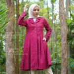 Beverly Coat Muslimah