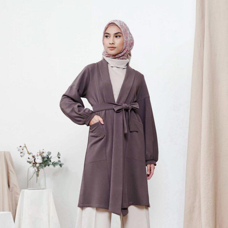 Briona Coat Muslimah