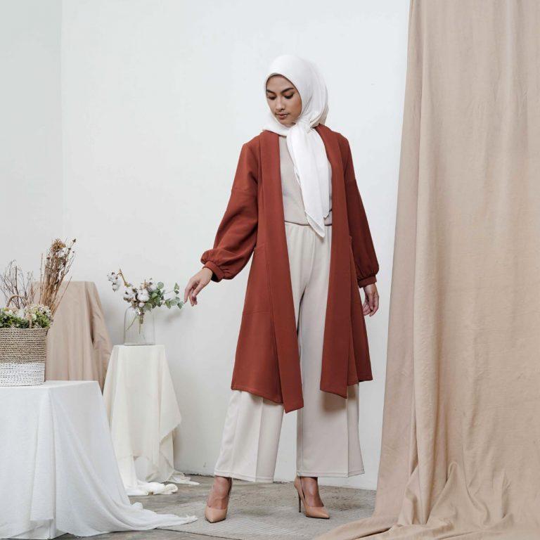 Briona Coat Wanita