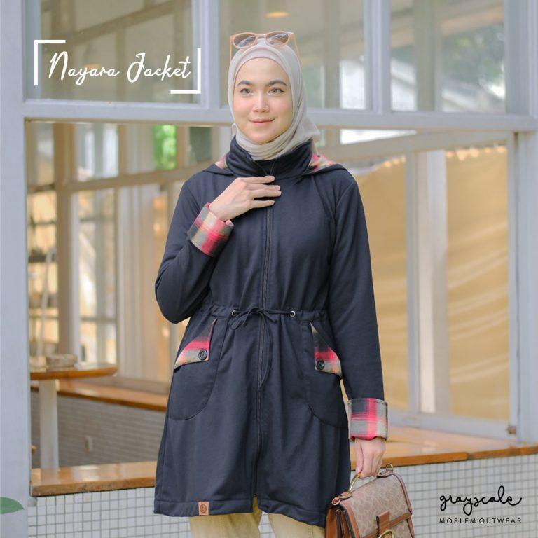 Nayara Jaket Muslimah