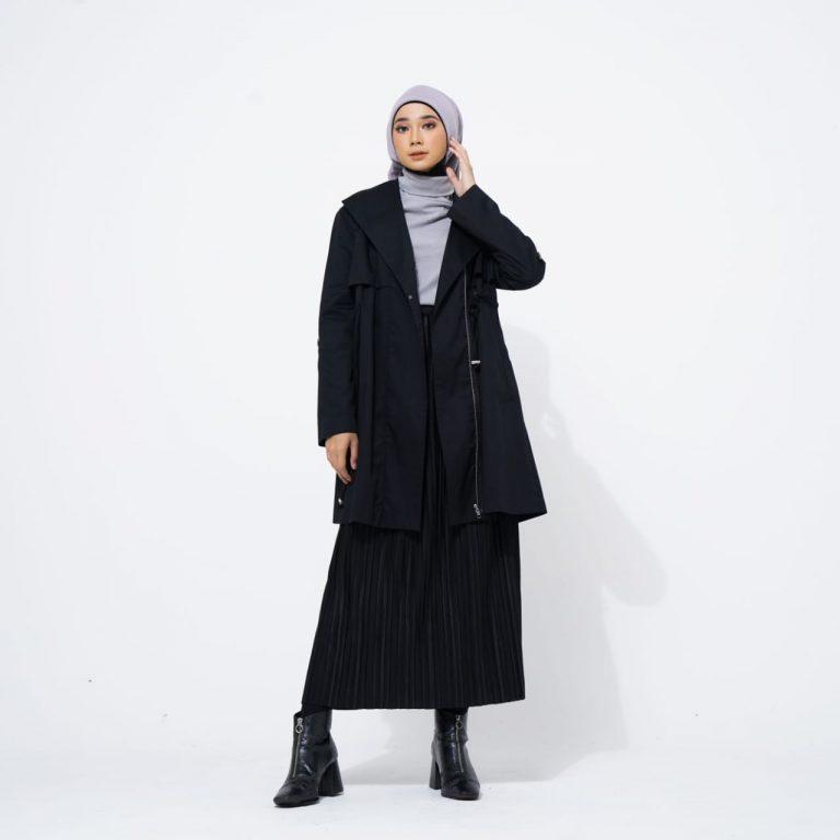 Bravia Coat Muslimah
